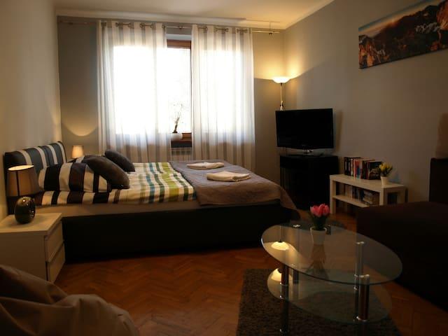 Apartment Cichy Kącik with 2 bedrooms