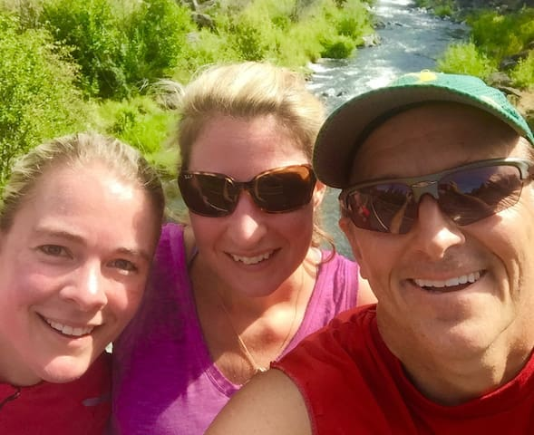 Bend's BEST Airbnb RIVER TRAIL KING - Bend - Casa