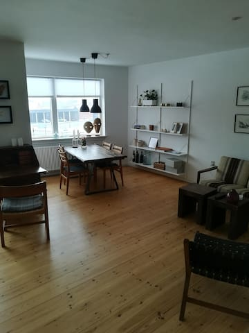 """Apartment 20 min from """"boxen"""" Herning"""