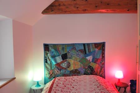 Petite chambre confortable - Saint-Maurice-en-Trièves
