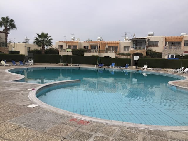 K-Cineplex Area Apartment - Germasogeia - Apartment