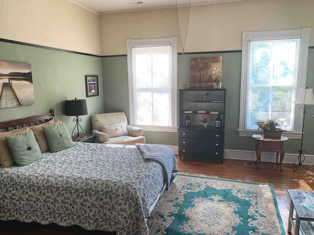 The Vintage Cottage in Downtown Wilmington