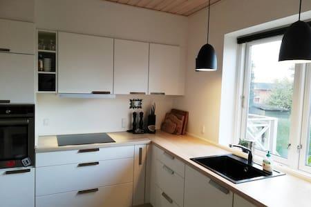 Hel lejlighed i Horsens centrum