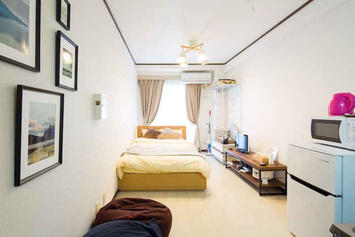 5 mins Sta Cozy house in Shijuku #103