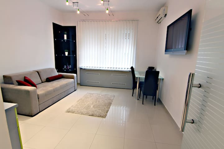Luxury City Center Studio Apartment