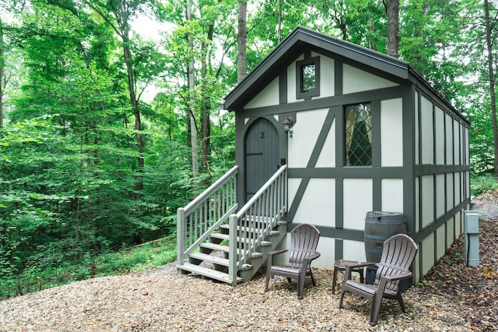 Tiny Home Cottage Near the Smokies #2 Lotte
