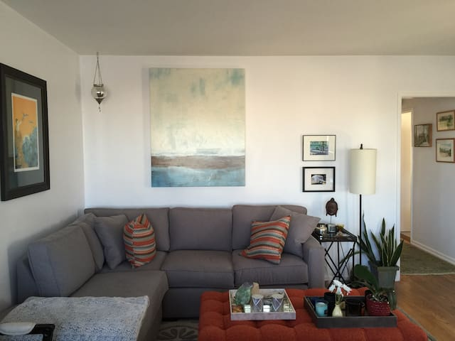 1 min Walk to beach - Zen Beach Pad - Redondo Beach - Apartment