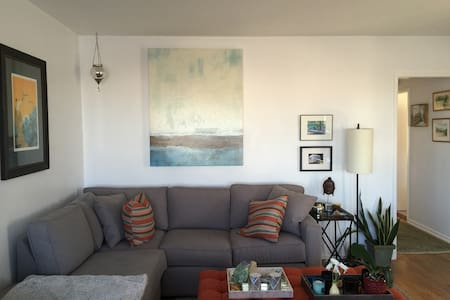 1 min Walk to beach - Zen Beach Pad - Redondo Beach - Appartement
