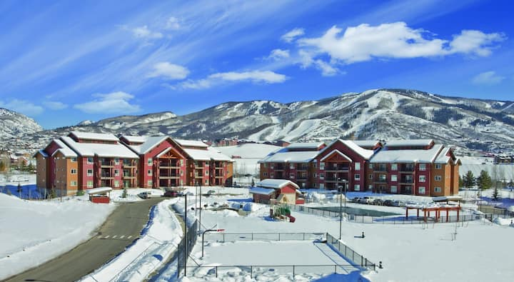 Steamboat Springs, CO, 2 Bedroom Penthouse S #1