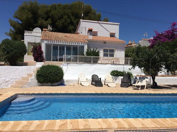 Superbe villa à Benidorm - Alfaz del Pi (Alicante)