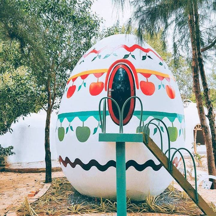 Egg House - Hodota Resort
