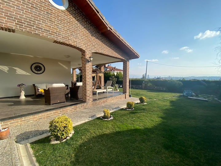 Bursa Private Luxury Doublex Villa