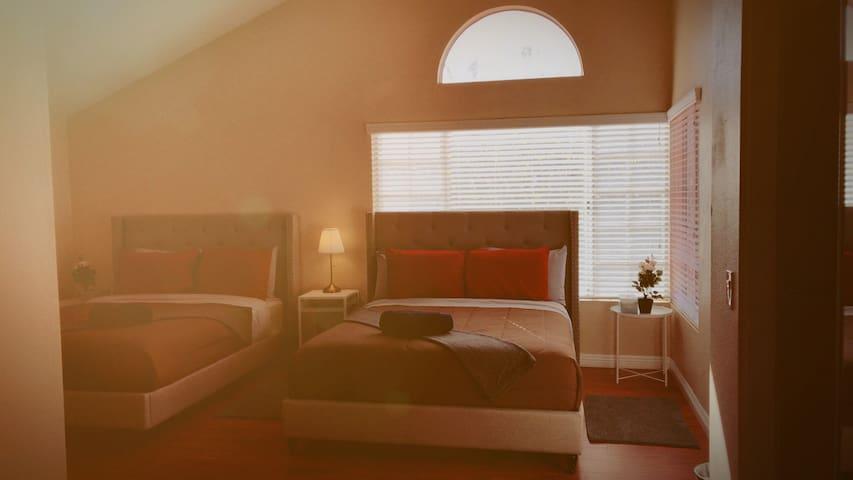The South Coast Metro | Master Bedroom