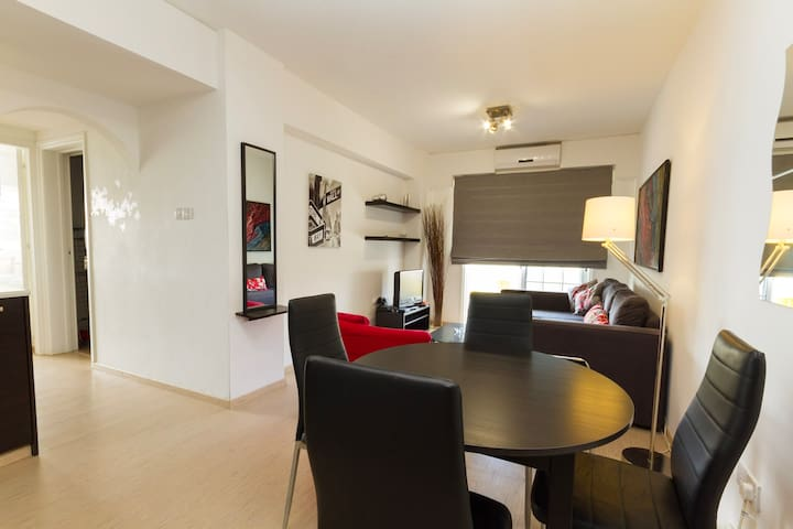 Luxury apartment in Makenzie - Larnaka - Wohnung