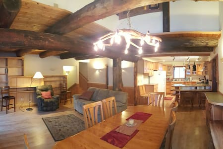 DEMIGOD Lodge, 5br,Leavenworth Area - 普夏斯丁(Peshastin)