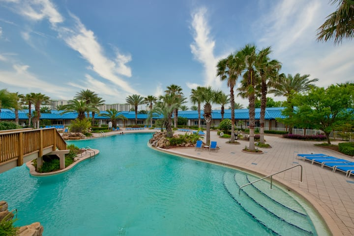 **Fun In The Sun at The Palms of Destin Resort** BEACHES AND POOL OPEN!!!