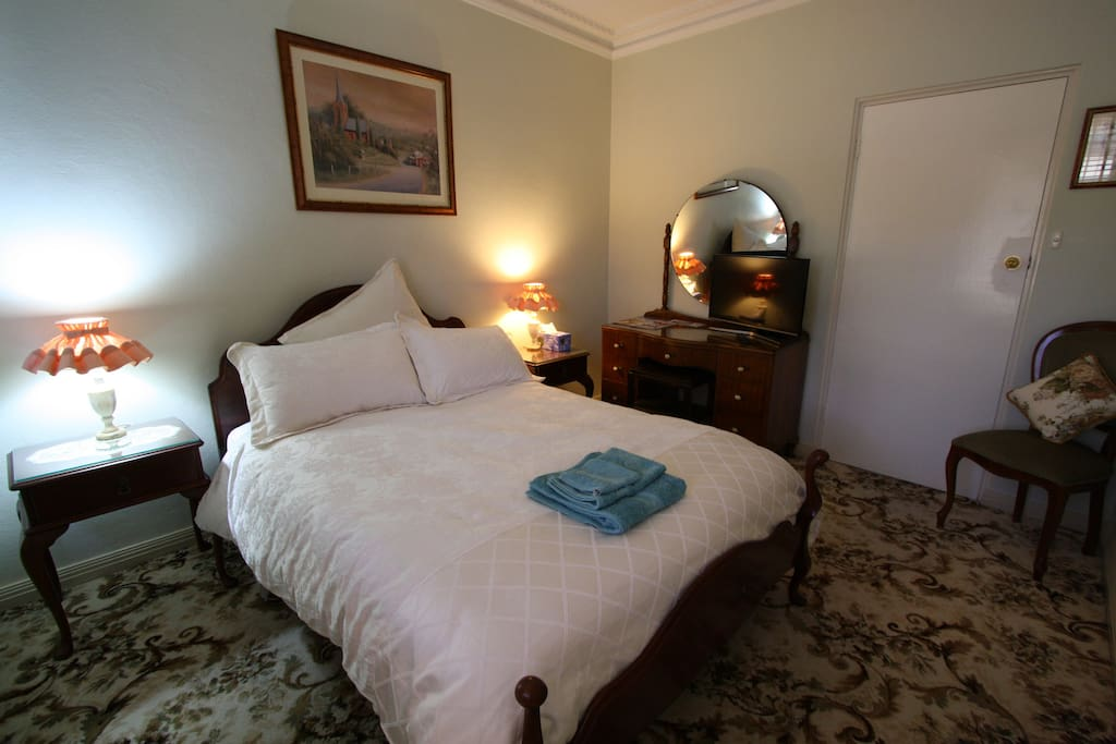 The Evergreen Double Room