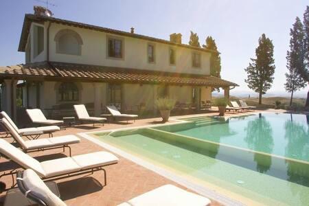 Villa Santa Virginia* - Montaione - Villa