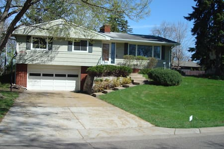 Sunny sought-after Edina home - Edina