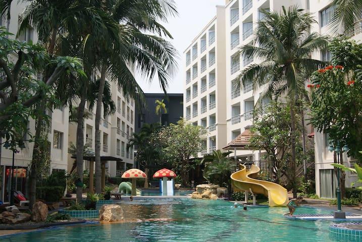 Hin Nam Sai Suay - Room B305 - Tambon Hua Hin - Apartment