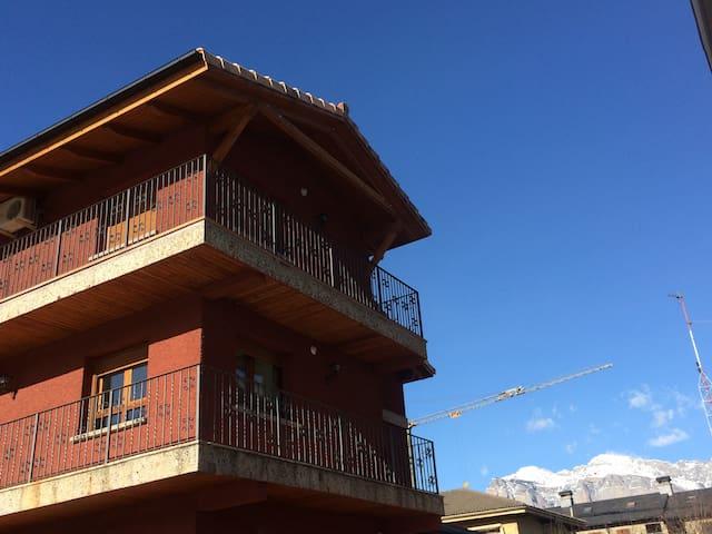 Apartamento en Aínsa - Aínsa - Lejlighed