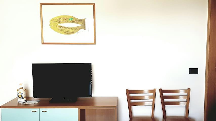 RESIDENCE RIVAMARE - Bilocali 4 posti