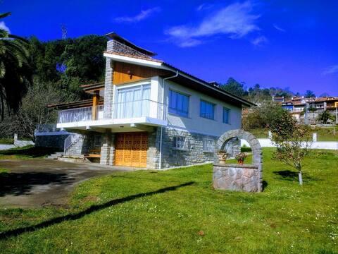 Llanes-Niembro-villa Amelia-Asturias