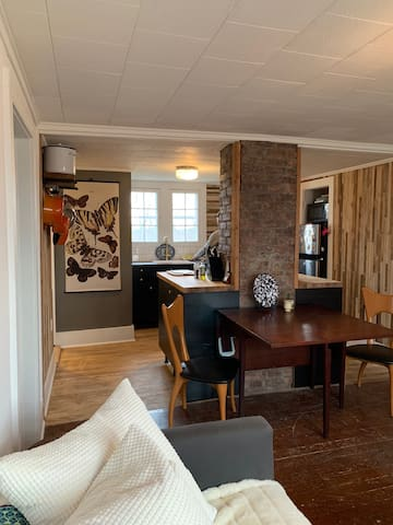 Carriage House Apartment