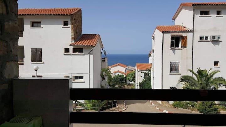 Location appartement F3 Saket Bejaia