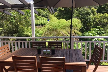 Gorgeous Little Oneroa Holiday Haven - Auckland - Dom
