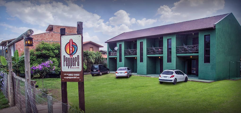 Peppers Bed&Food - Praia do Rosa - SC -