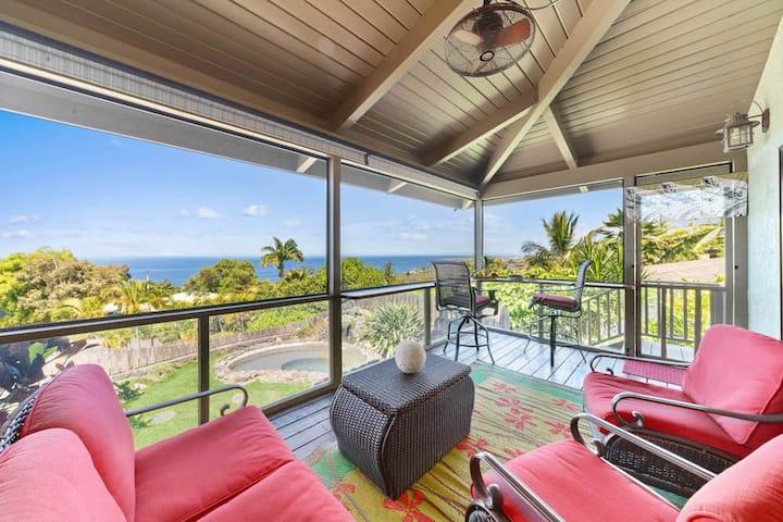 Kona Bay View House