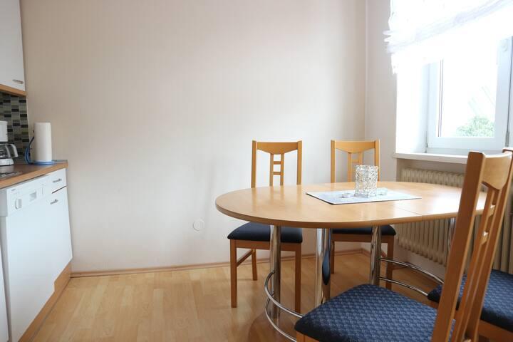 Sitzgelegenheit für 4 Personen