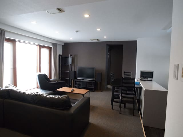 Niseko Village close to 3bed apartment