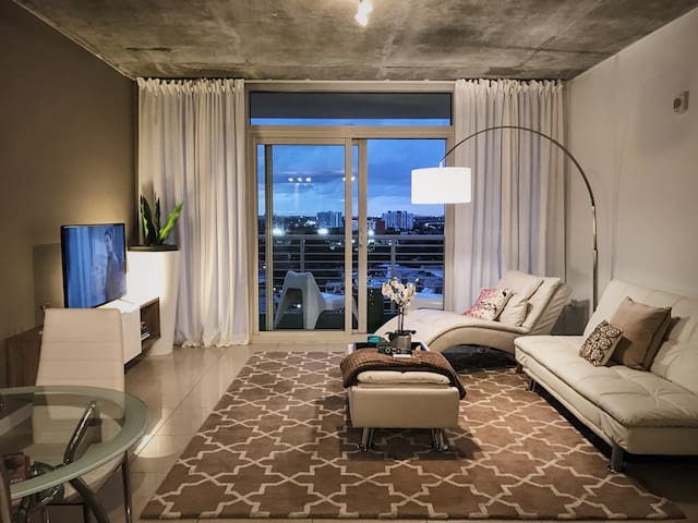 Midtown Miami 2BR-Wynwood-Design District