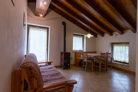 Appartamento Bertiaga, vicino ad Asiago.