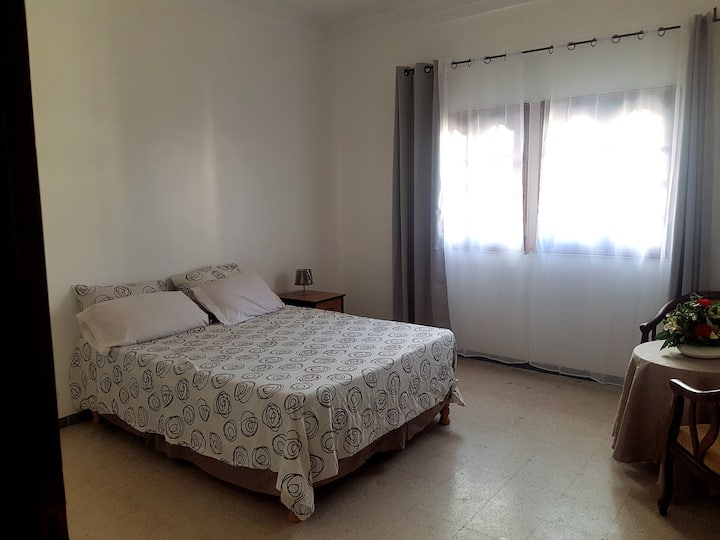 Appartement fonctionnel-Alger/Bousmail