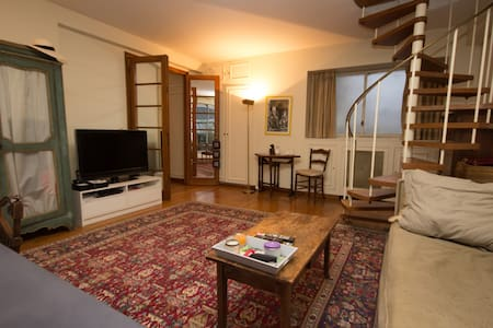 Fancy apt with terrace next to Luxembourg Garden - Paris - Apartment