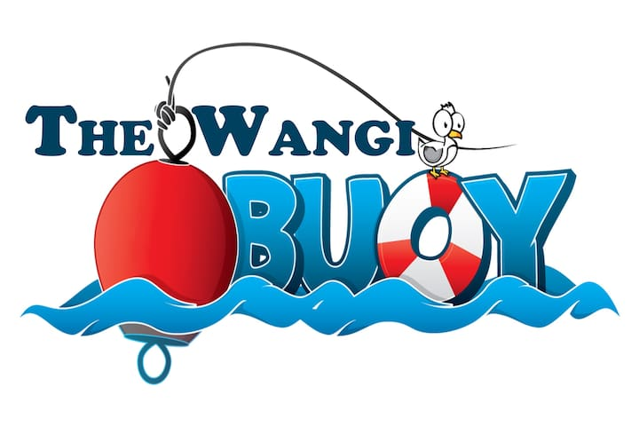 The Wangi Buoy - New villa in the heart of Wangi!