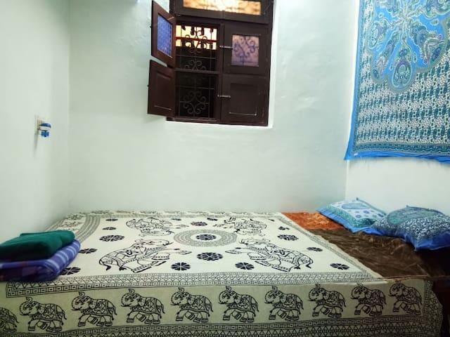 Nid douillet dans le centre de Pondicherry