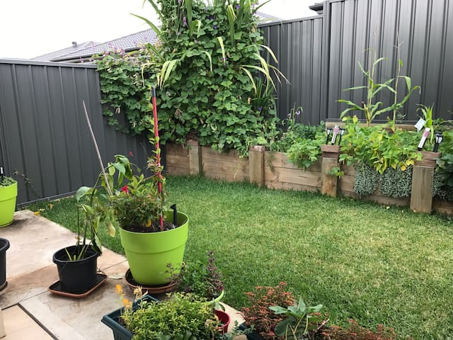 Family friendly, beautiful garden, - Oran Park - Talo