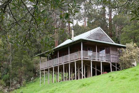 Tall Trees Retreat, Manna Gum Cottage - Apollo Bay