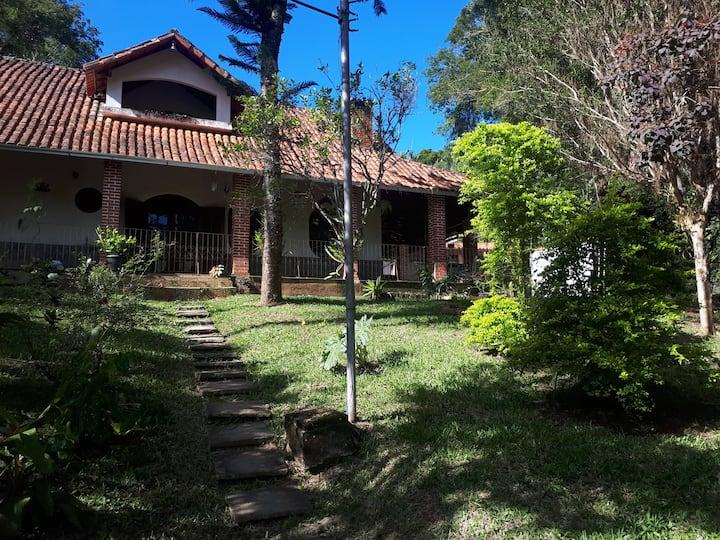 Sitio/Granja com piscina , lareira e área gourmet