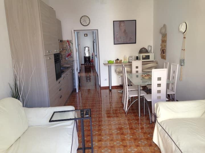 Concetta's Home, Lipari Center Wi Fi