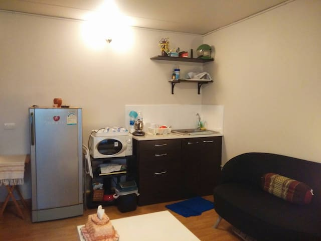 New decorated room very near Impact - Pak Kret - Appartement