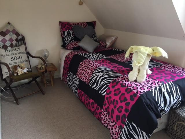 Welcome! Comfy, quiet single room off-road parking - Ferndown - Dom