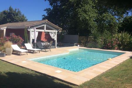 Bordeaux - Villa avec piscine - Douceur de vivre - Montussan - Villa - 2