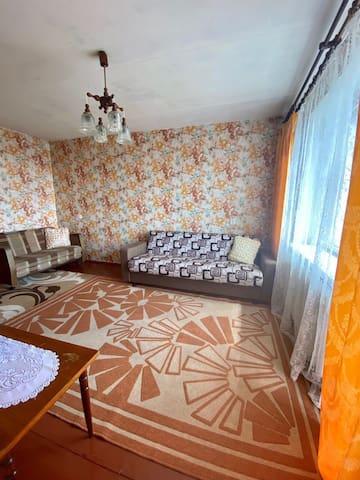 Уютная Квартира с Панорамным Видом на Город