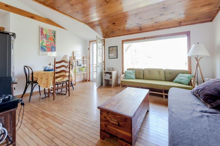 Tisbury/ Lagoon Pond guesthouse apt - Tisbury - Apartment