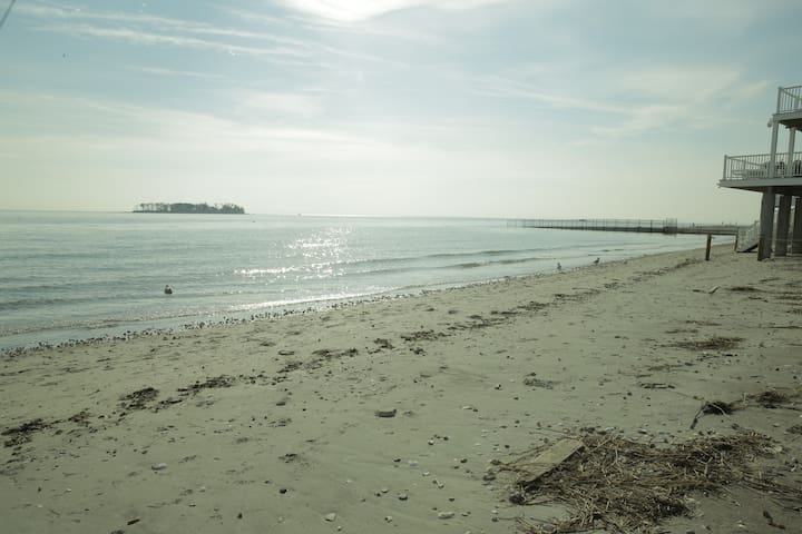 A beach place near Silver Sands Park #1 - Milford - Pis